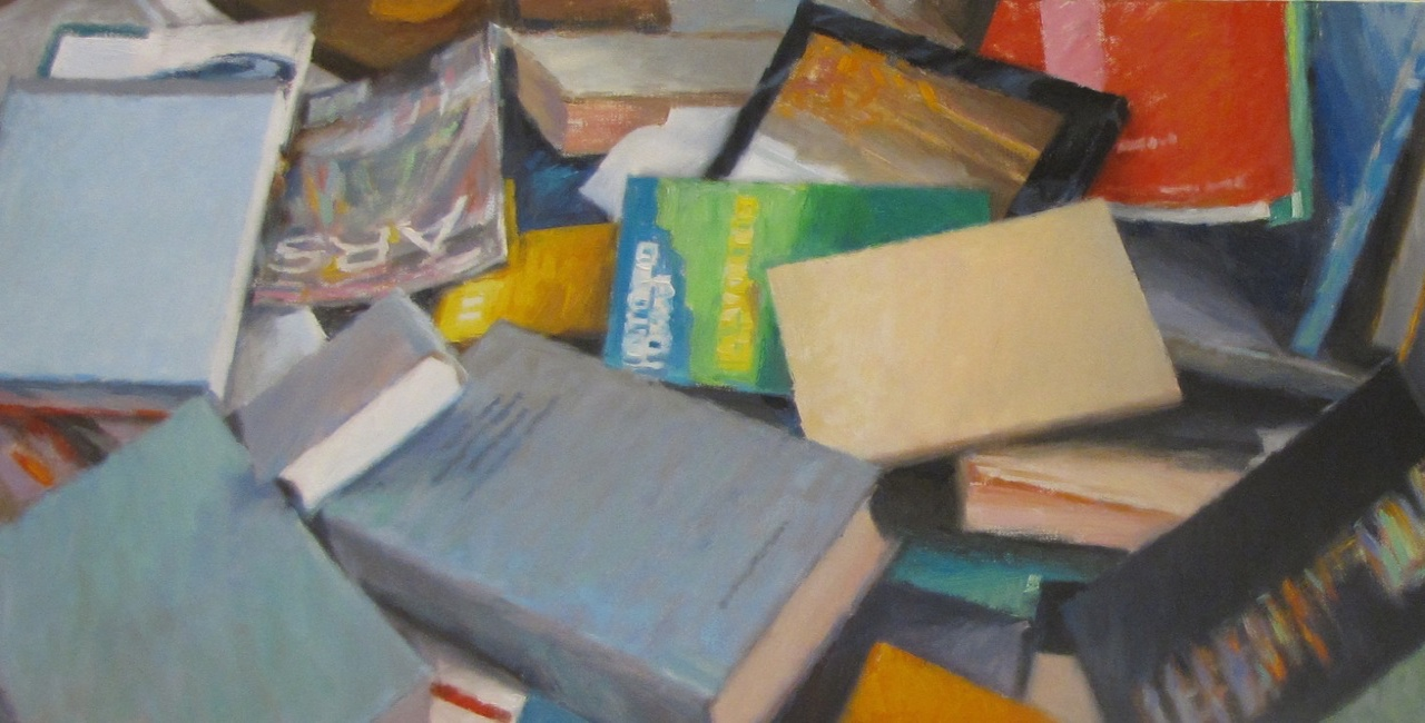 post990 book paintings