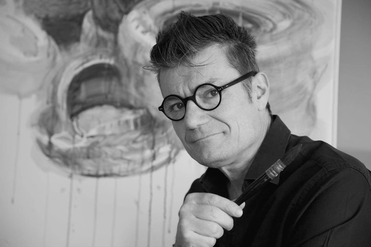 Biografia Andrea Mancini Ritratto da Stefano Cellai 2016