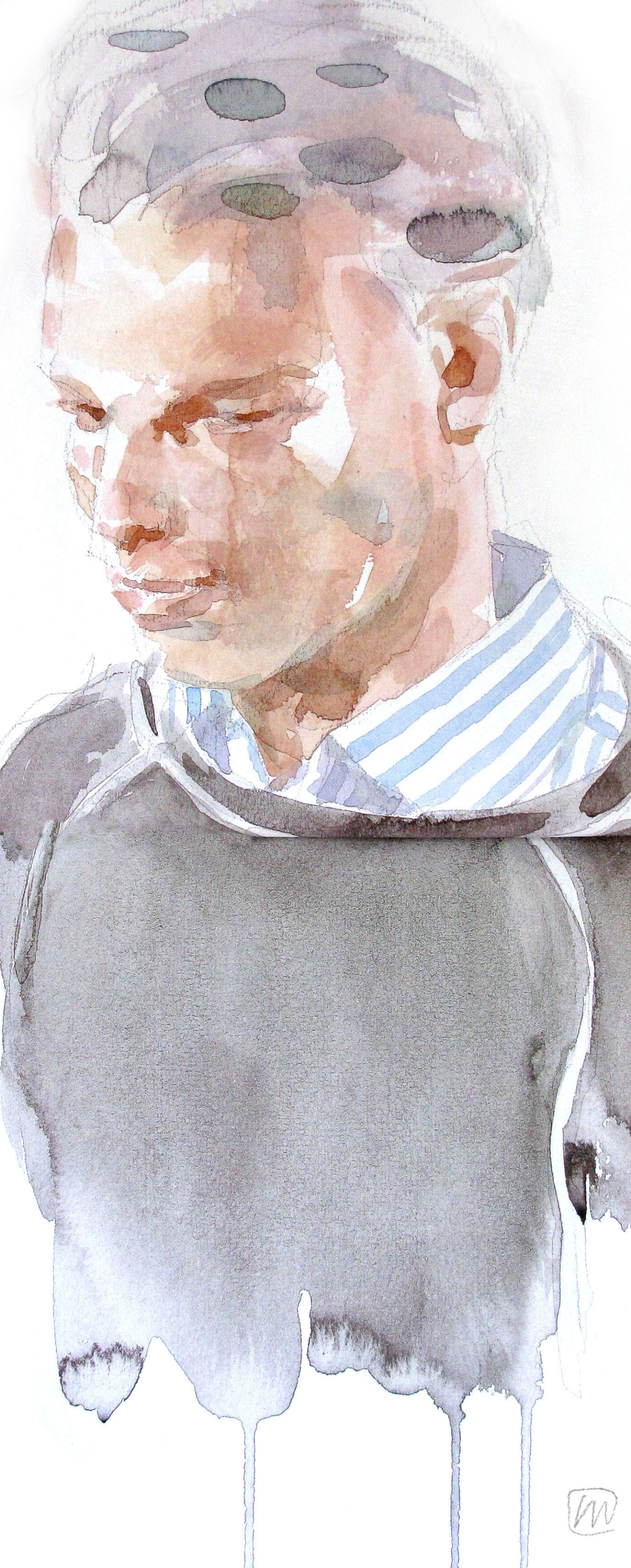Andrea Mancini fashion illustration 22