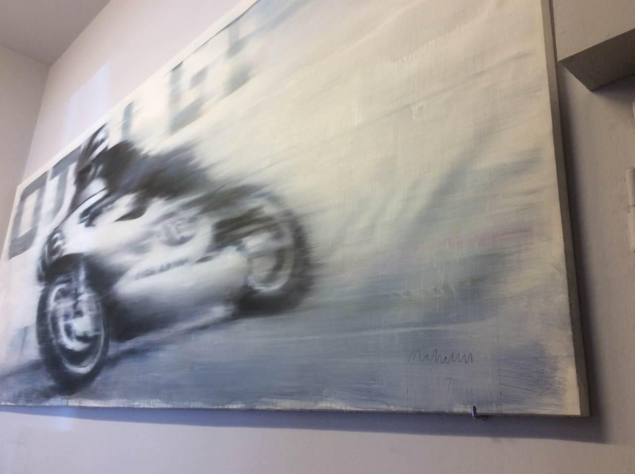 Fast Painting moto 1