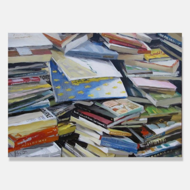 Book paintings