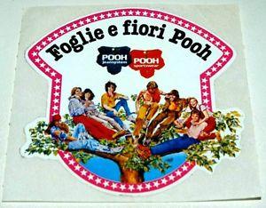 Foglie e fiori Pooh, 1980