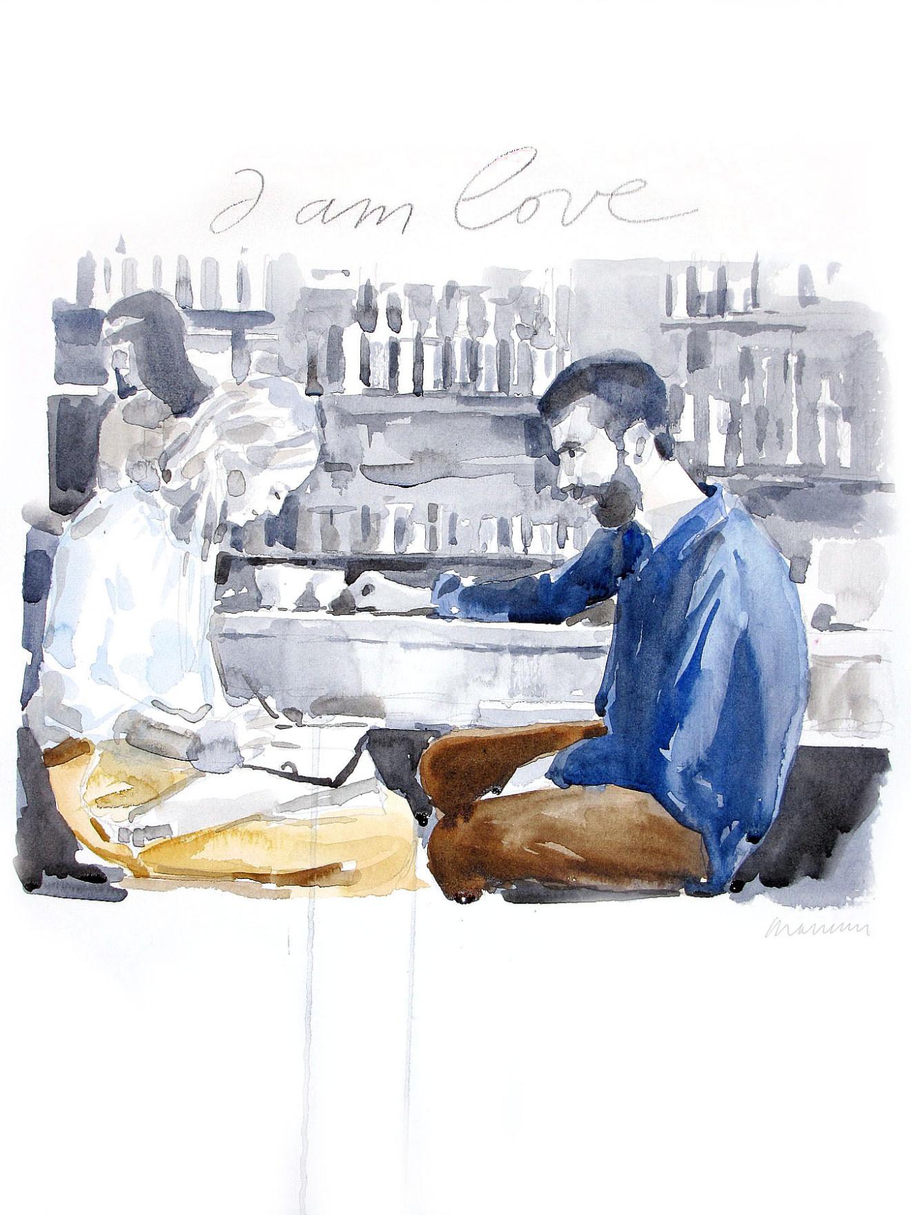 Andrea Mancini per catalogo Massimo Alba 201309