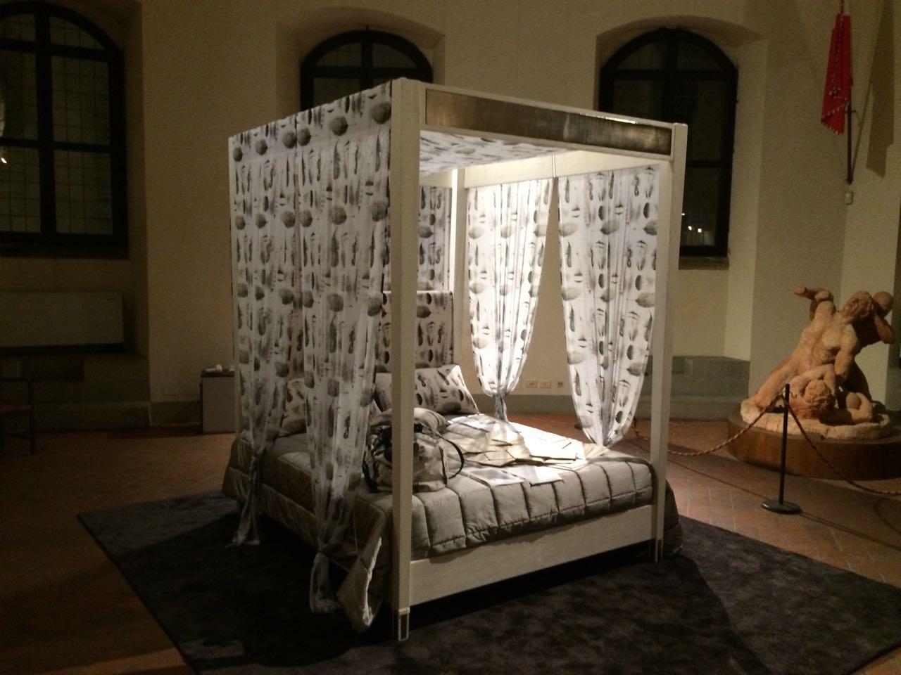 Andrea Mancini, My Bed, 2014. Installazione-3