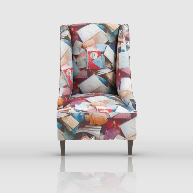 Henry James Chair