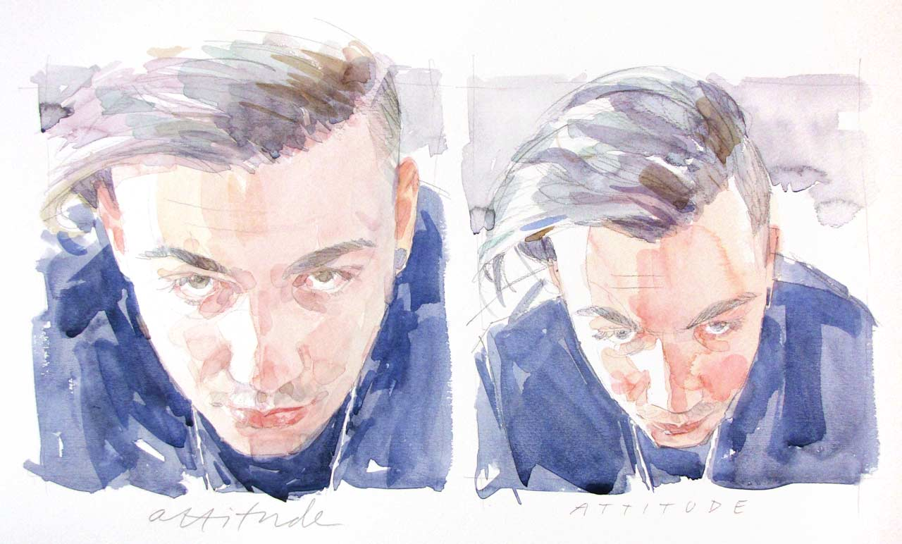 nicolò watercolor attitude 1