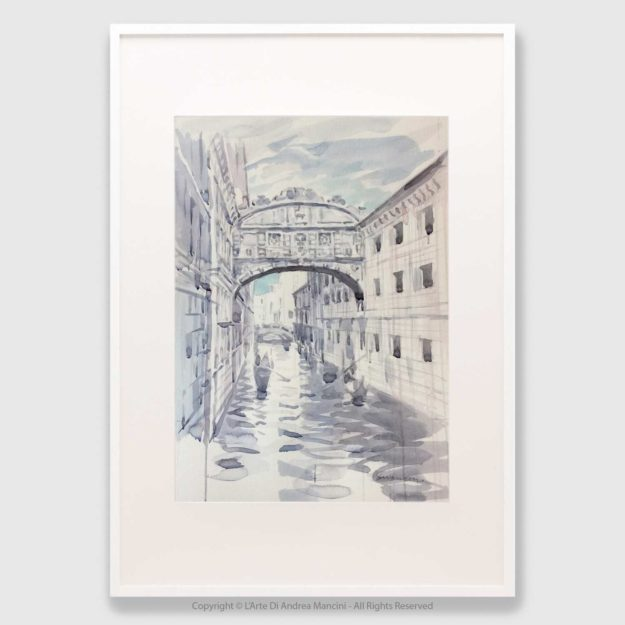 Venezia watercolor