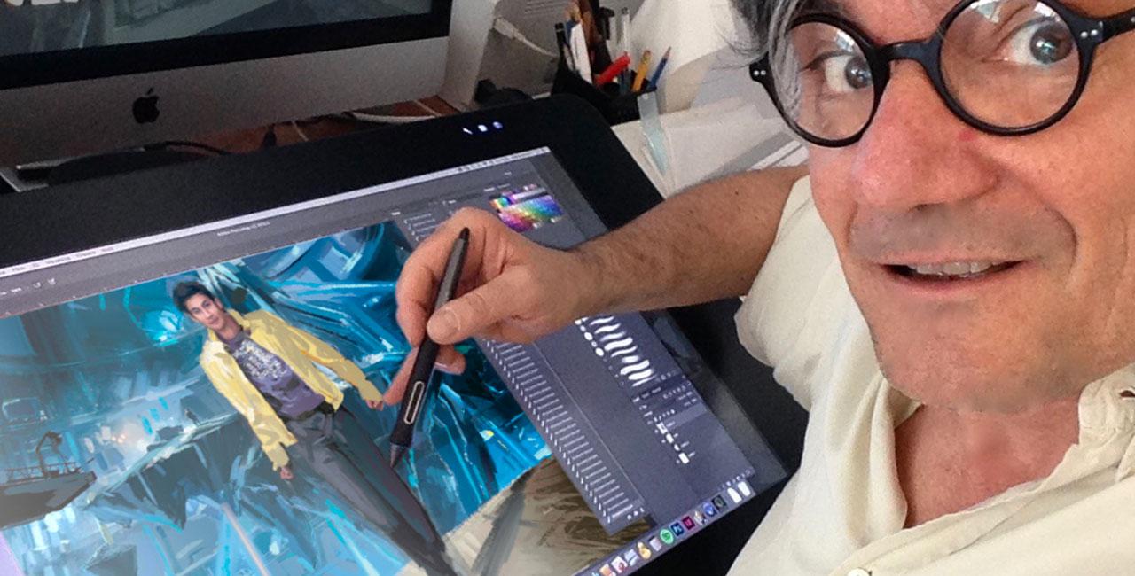 Perchè un artista illustratore dovrebbe passare al digitale?