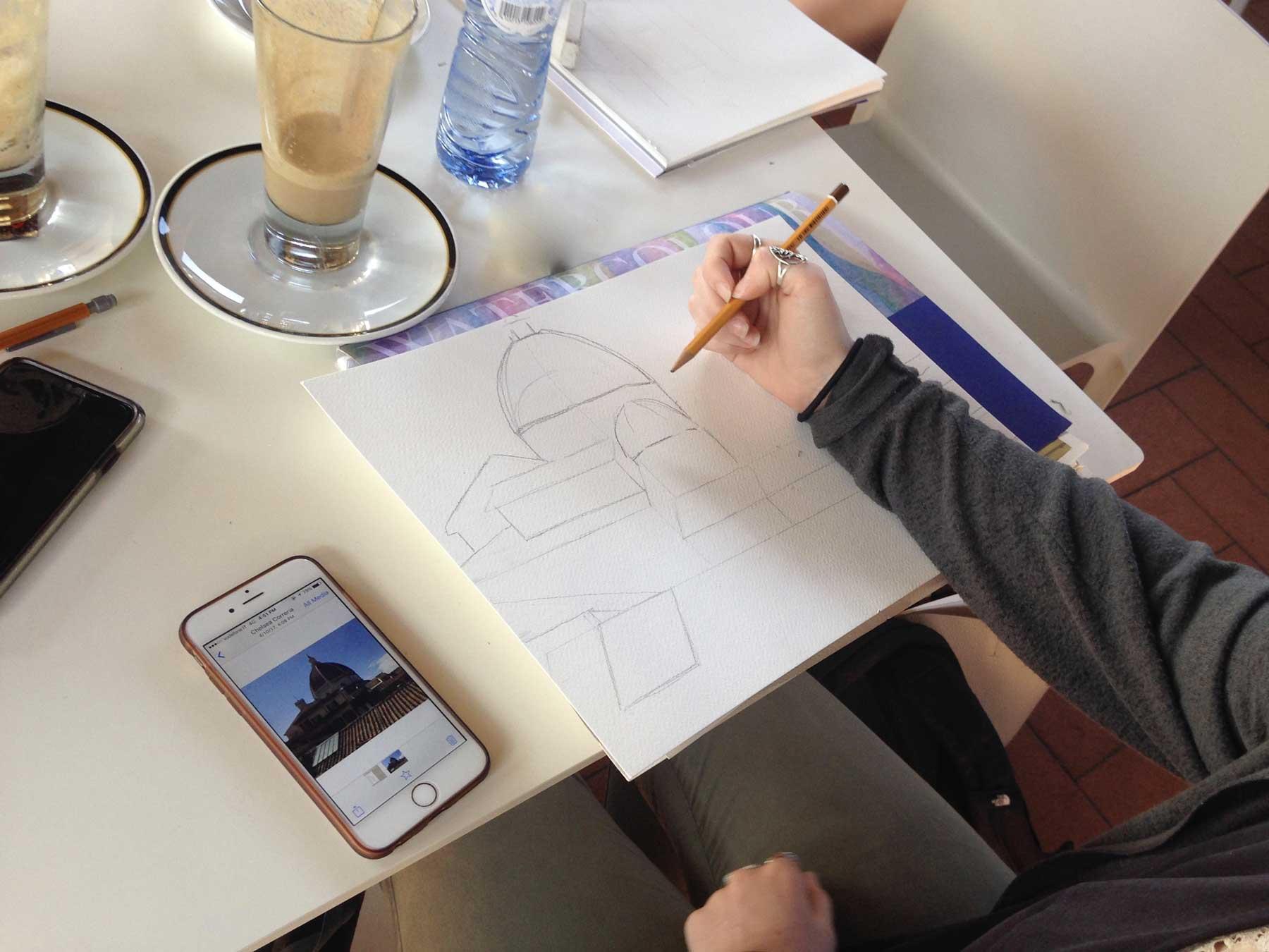 Post 6542 disegnare con freschezza 2 andrea mancini for Sito per disegnare